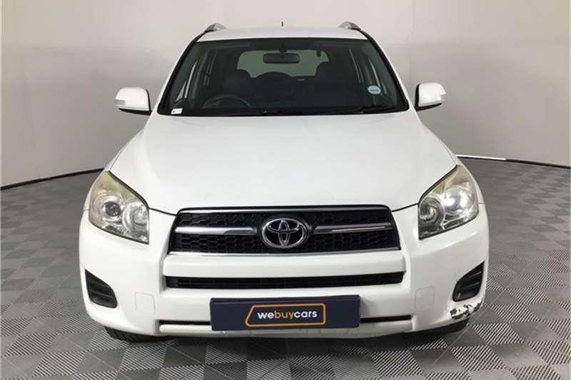 Toyota Rav4 2.0 GX 2010