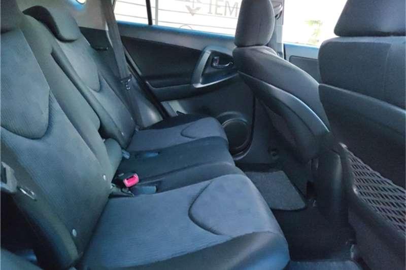Used 2010 Toyota Rav4 RAV4 2.0 GX