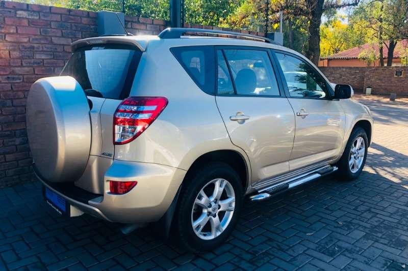 Toyota Rav4 2.0 GX 2012