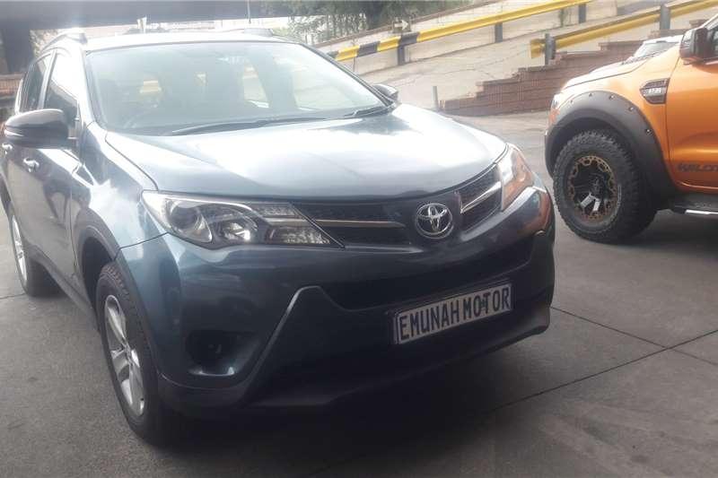 Toyota Rav4 2.0 GX 2013