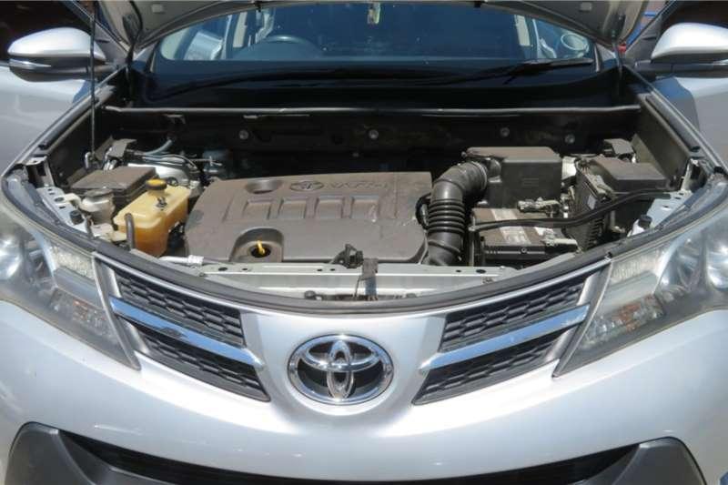 Used 2013 Toyota Rav4 RAV4 2.0 GX