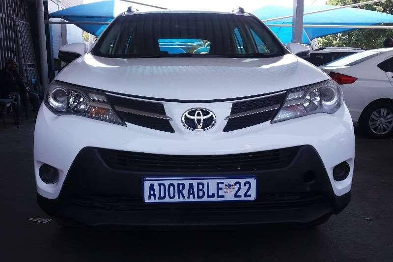 Toyota Rav4 2.0 GX 2014