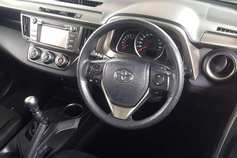 Used 2015 Toyota Rav4 RAV4 2.0 GX