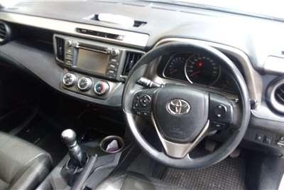 2015 Toyota Rav4 RAV4 2.0 GX
