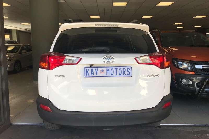 Toyota Rav4 2.0 GX 2016