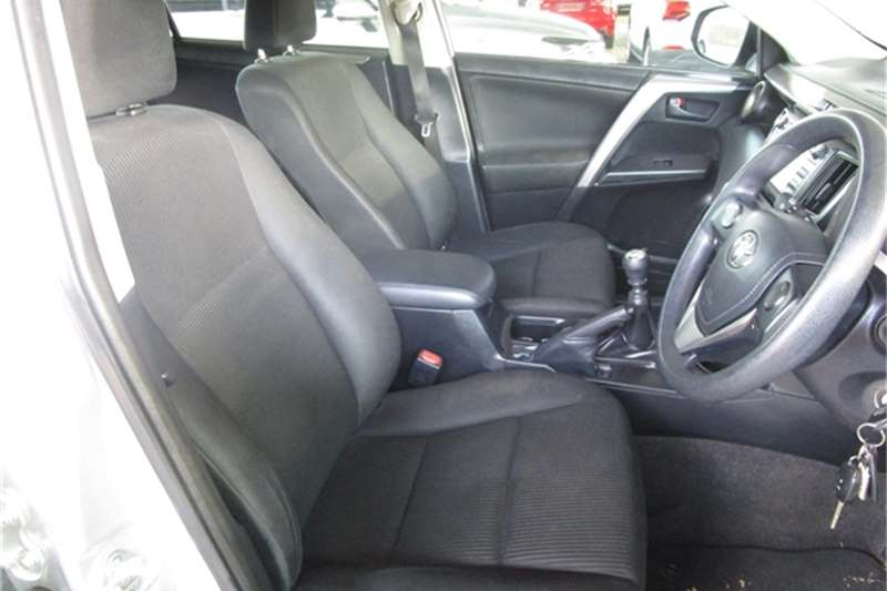 2016 Toyota Rav4 RAV4 2.0 GX