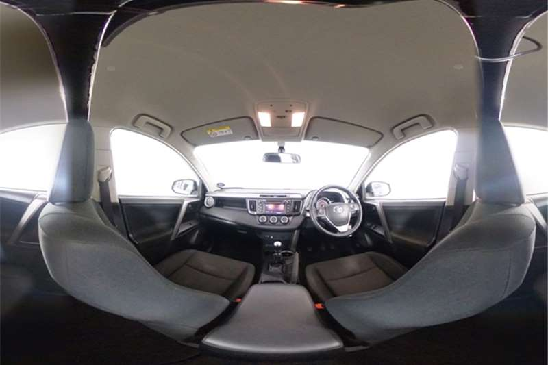 Used 2016 Toyota Rav4 RAV4 2.0 GX