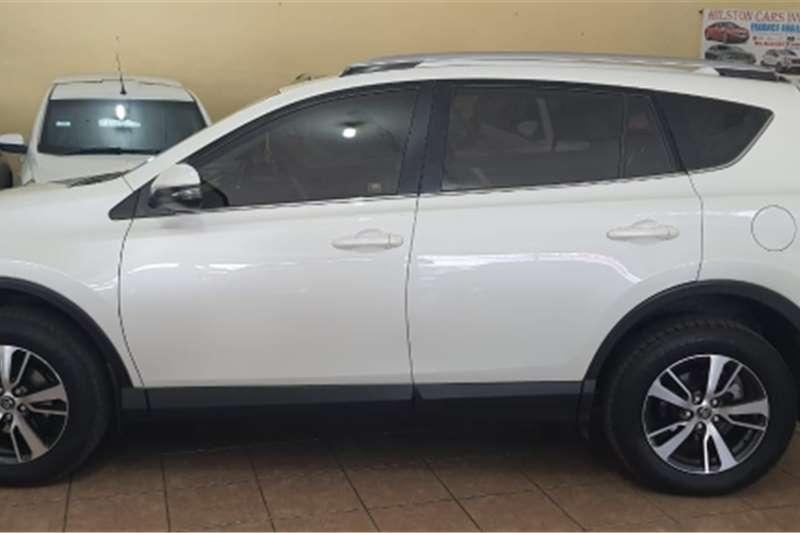 Used 2017 Toyota Rav4 RAV4 2.0 GX