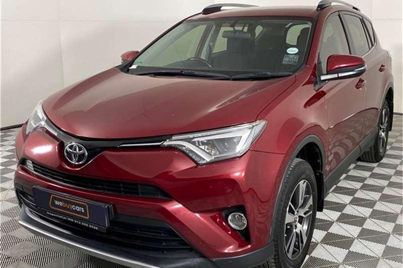 2017 Toyota Rav4 RAV4 2.0 GX