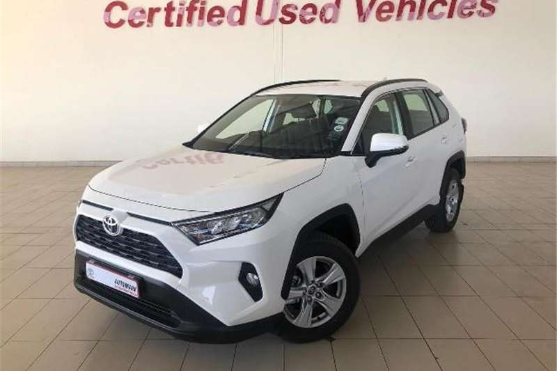 Toyota Rav4 Cars for sale in South Africa | Auto Mart