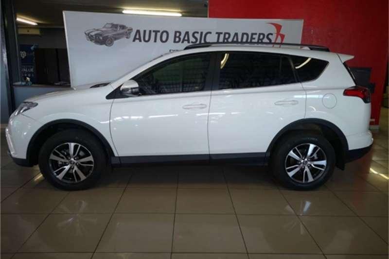 Toyota Rav4 2.0 GX 2019