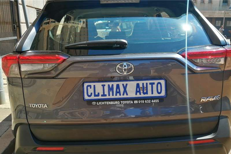 2020 Toyota Rav4 RAV4 2.0 GX
