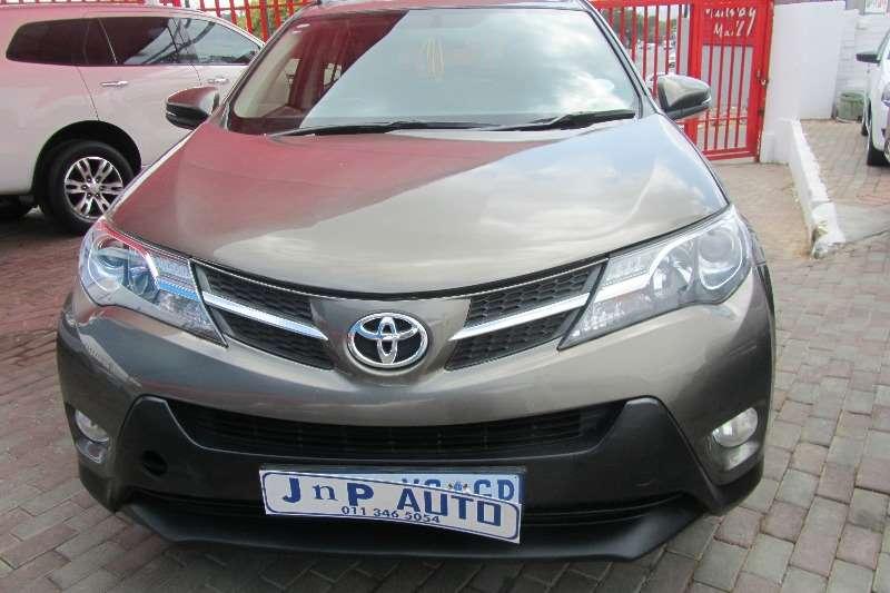 Toyota Rav4 2.0 GX A/T 2013