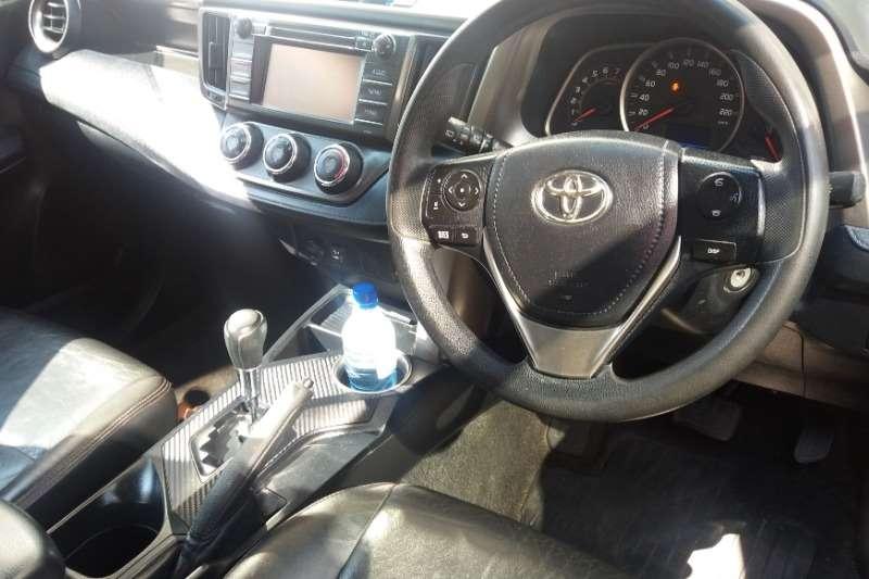 Toyota Rav4 2.0 GX A/T 2014