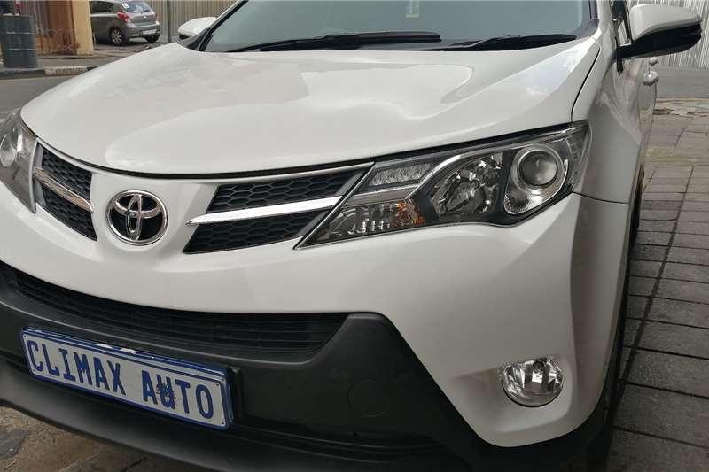 Toyota Rav4 2.0 GX A/T 2015