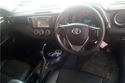 Toyota Rav4 2.0 GX A/T 2016