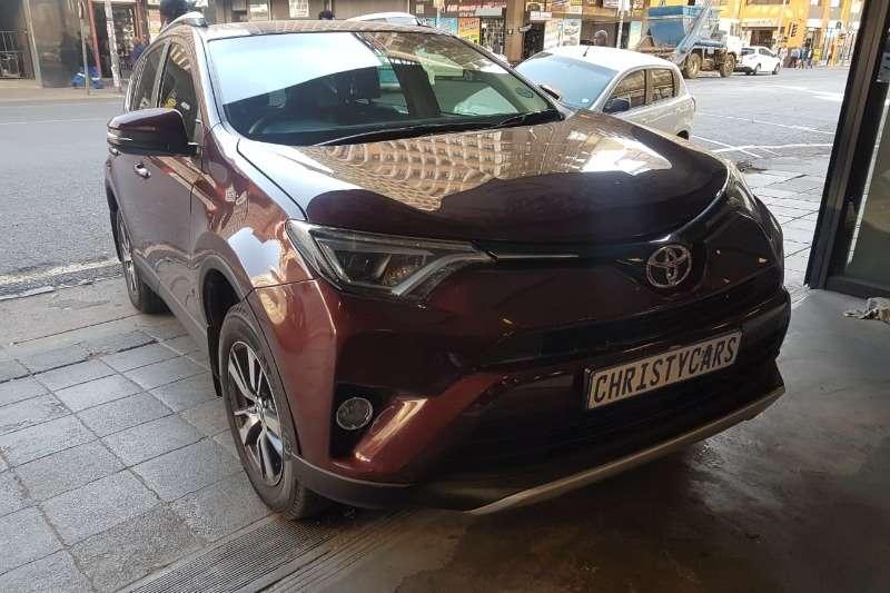 Toyota Rav4 2.0 GX A/T 2017