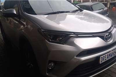 2017 Toyota Rav4 RAV4 2.0 GX A/T