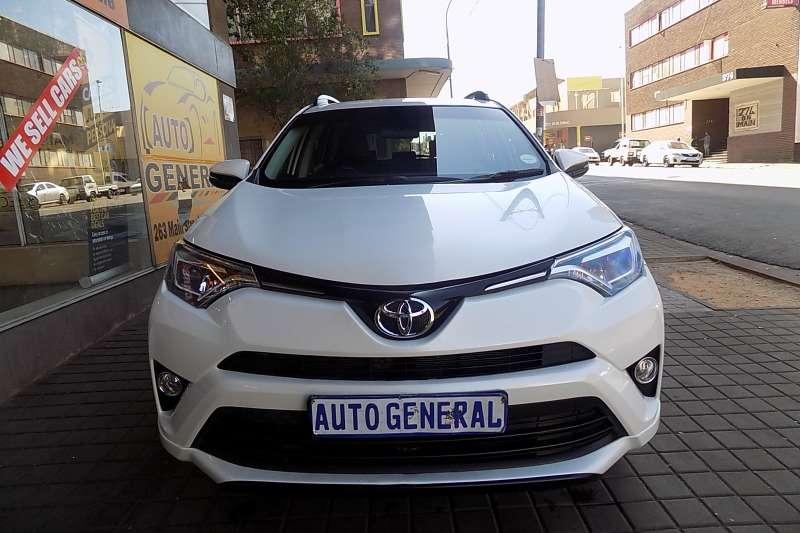 Toyota Rav4 2.0 GX A/T 2018