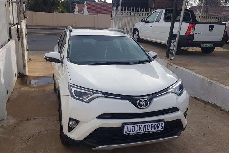 Used 2018 Toyota Rav4 RAV4 2.0 GX A/T