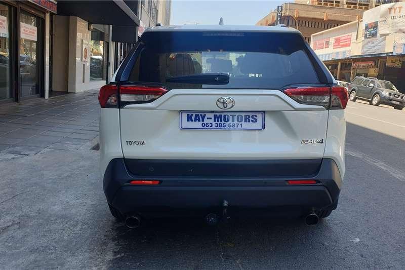 Toyota Rav4 2.0 GX A/T 2019