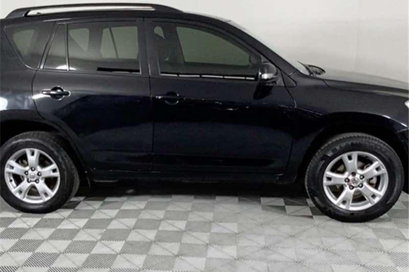 2012 Toyota Rav4 RAV4 2.0 GX auto