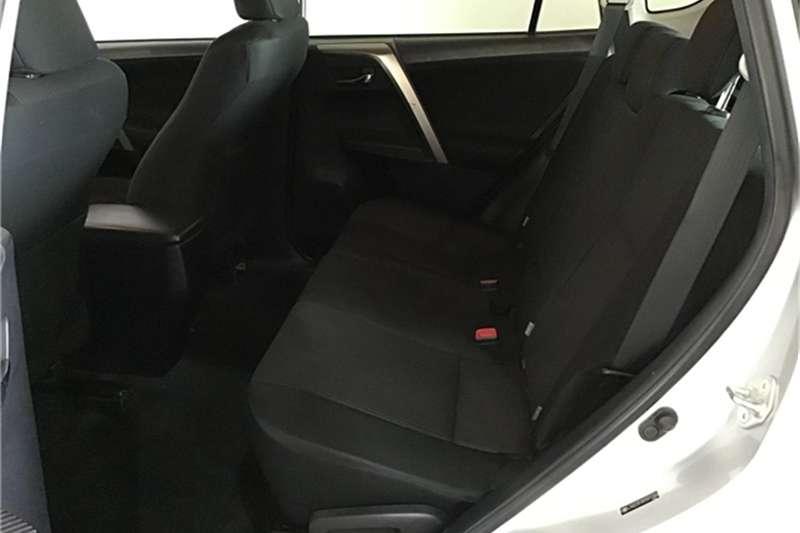 Toyota Rav4 2.0 GX auto 2013