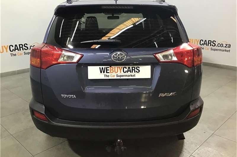 Toyota Rav4 2.0 GX auto 2014