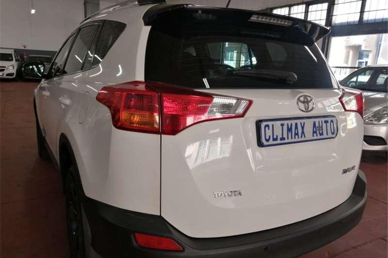 Used 2014 Toyota Rav4 RAV4 2.0 GX auto