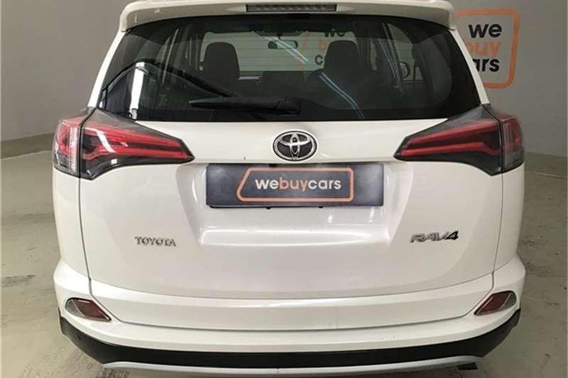 Toyota Rav4 2.0 GX auto 2015