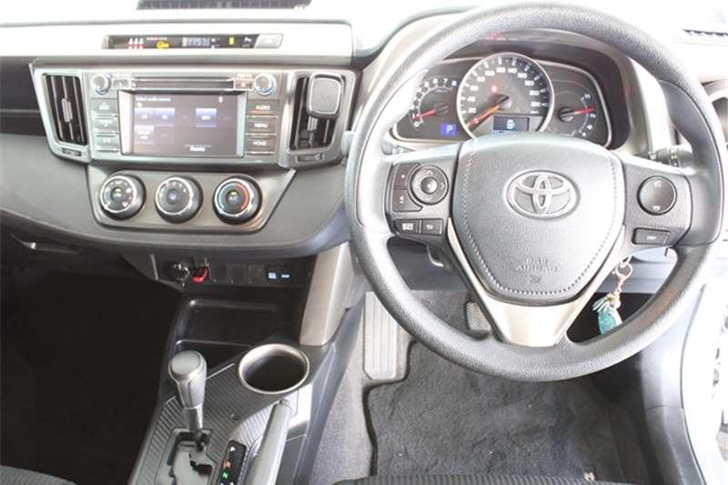 Used 2015 Toyota Rav4 RAV4 2.0 GX auto