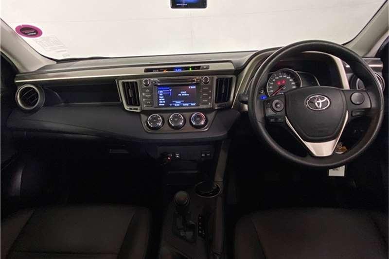 2015 Toyota Rav4 RAV4 2.0 GX auto