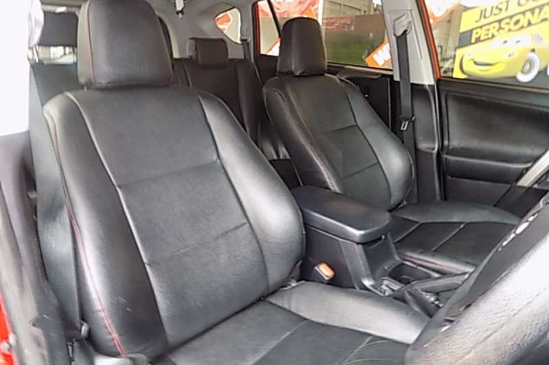 Toyota Rav4 2.0 GX auto 2016