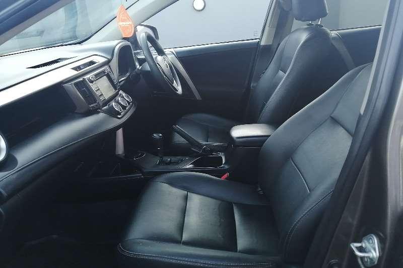 2016 Toyota Rav4 RAV4 2.0 GX auto