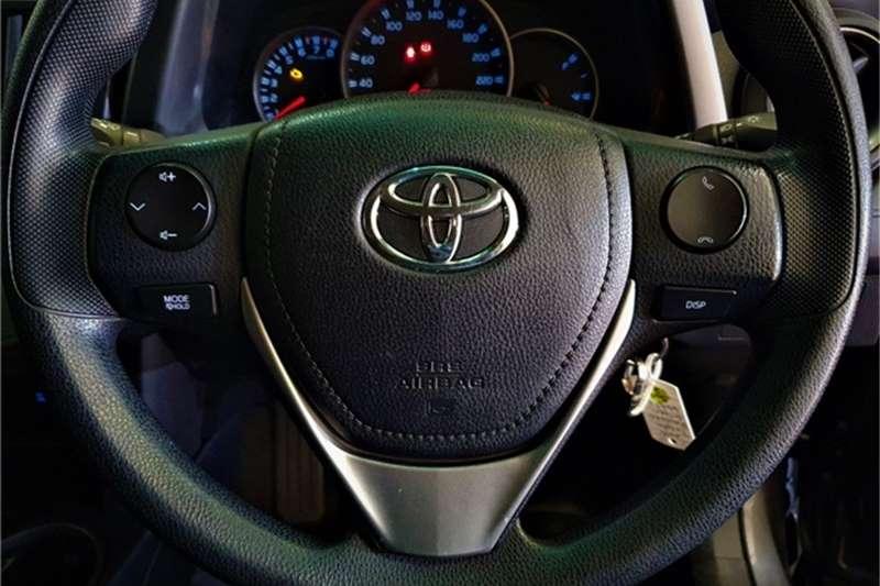 Used 2016 Toyota Rav4 RAV4 2.0 GX auto