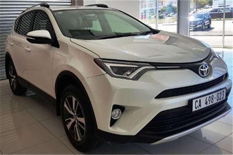 Toyota Rav4 2.0 GX auto 2017