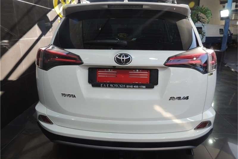 2017 Toyota Rav4 RAV4 2.0 GX auto