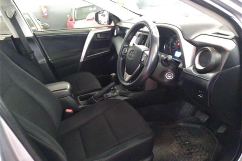 Used 2017 Toyota Rav4 RAV4 2.0 GX auto