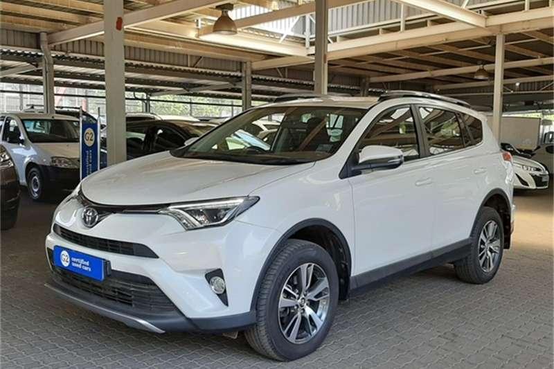 Toyota Rav4 2.0 GX auto 2018