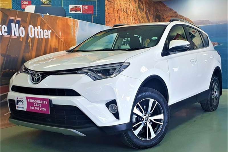 2018 Toyota Rav4 RAV4 2.0 GX auto