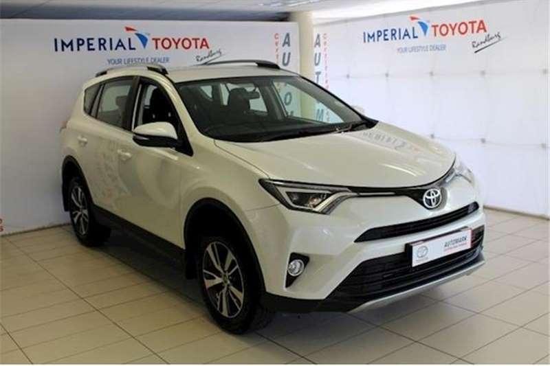 Toyota Rav4 2.0 GX Auto 2019