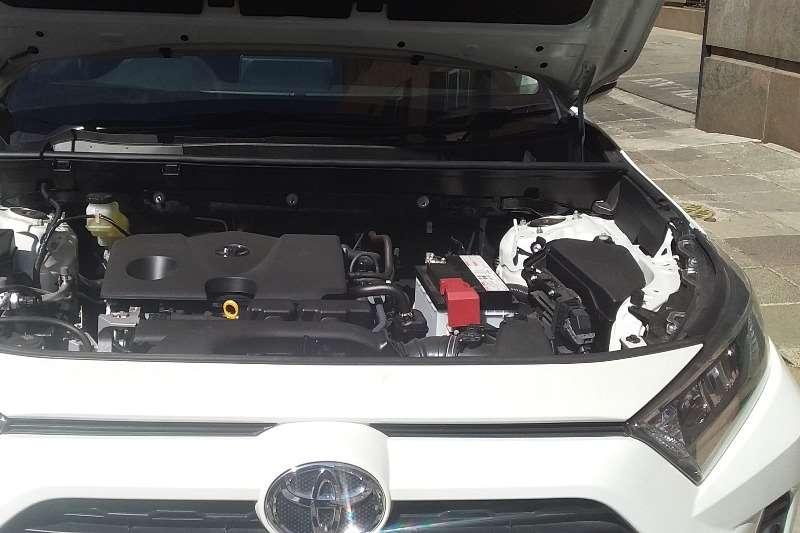 Used 2019 Toyota Rav4 RAV4 2.0 GX auto