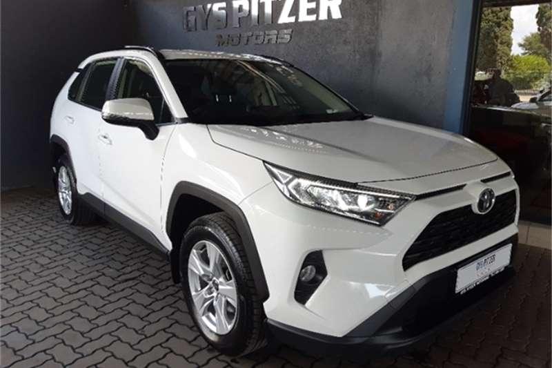 Toyota Rav4 2.0 GX CVT 2019