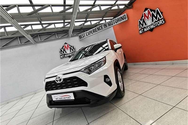 2019 Toyota Rav4 RAV4 2.0 GX CVT