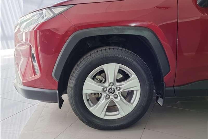 Used 2019 Toyota Rav4 RAV4 2.0 GX CVT