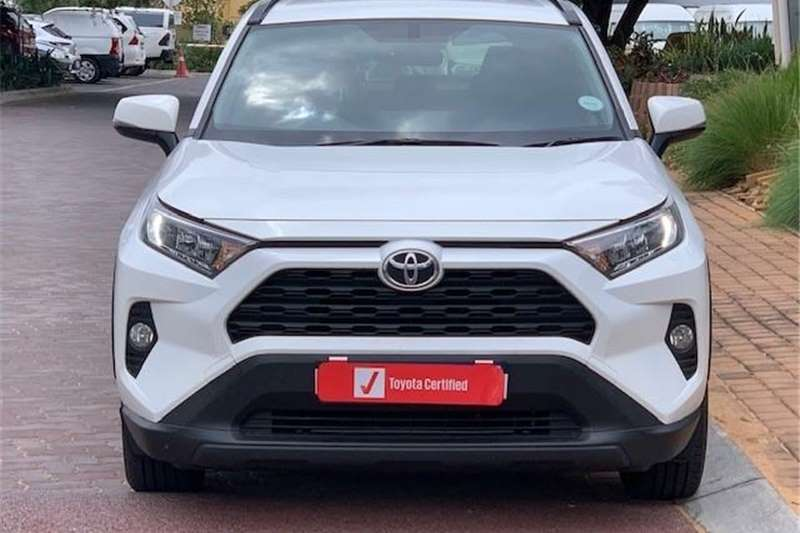 Toyota Rav4 2.0 GX CVT 2020