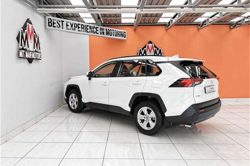 Used 2020 Toyota Rav4 RAV4 2.0 GX CVT