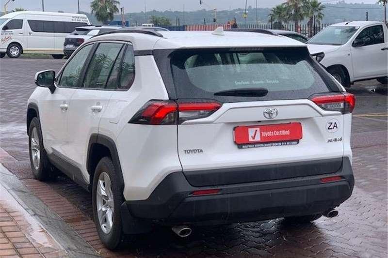 2020 Toyota Rav4 RAV4 2.0 GX CVT