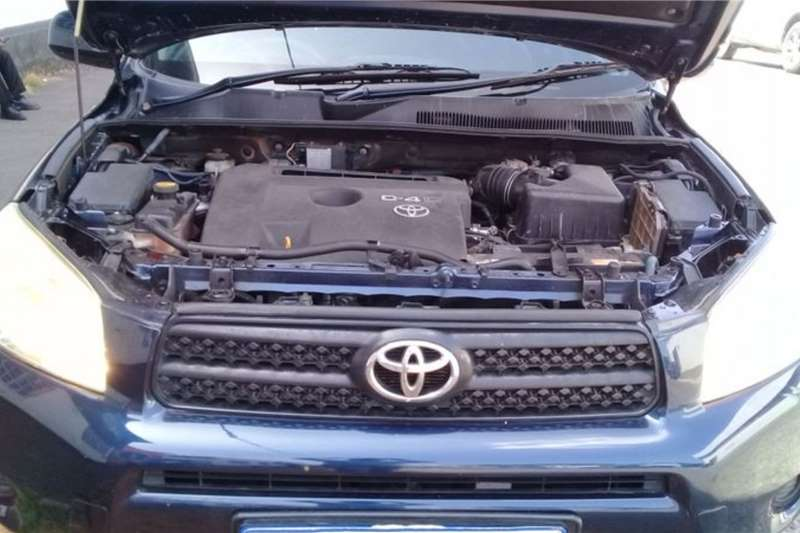 2007 Toyota Rav4 RAV4 2.0 GX-R CVT AWD