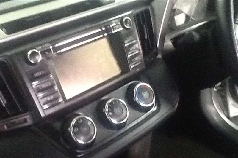 Toyota Rav4 2.0 GX R CVT AWD 2016